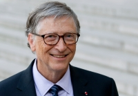 Bill Gates presenta un inodoro que transforma las heces en fertilizante